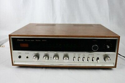 Vintage Sansui 1000X Solid State Stereo Receiver FM