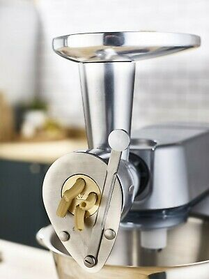 KENWOOD PASTA SHAPER KAX910ME OR AT910 pasta maker attachment used