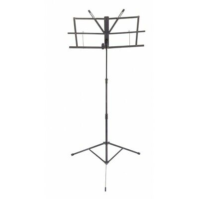 Proel RSM300 Music Stand - Sheet Music Orchestra, 3 position height-adjustable
