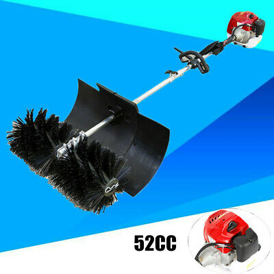 52CC HandHeld Cleaning Sweeper Broom for Cleaning Driveway Artificial Grass NEW