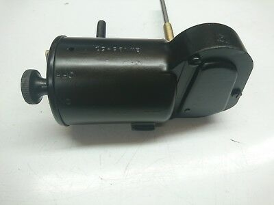 Cav wiper motor 6 volt screen mounted