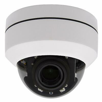 2MP 1920*1080 PTZ Dome Camera Night Vision Infrared AHD With Coax Cable Control
