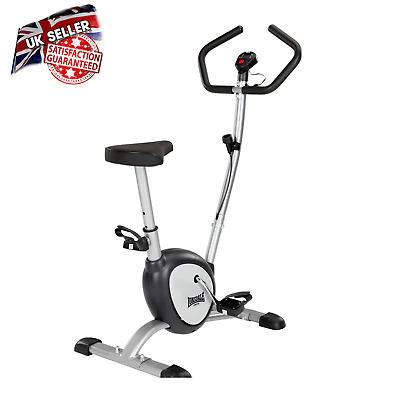 Lonsdale Indoor Excercise Bike Cardio With Dual Digital Display (AS SEEN ON TV)