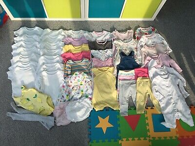 Baby Girls Clothes Bundle 6-9 Months Mothercare Next TU