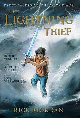 The Lightning Thief: The Graphic Novel [Percy Jackson & the Olympians, Book 1]