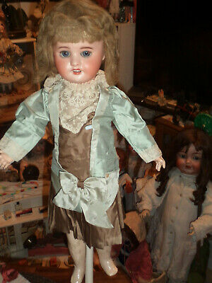Antike Bleuette Laufpuppe - Walking Doll - SFBJ Paris 60