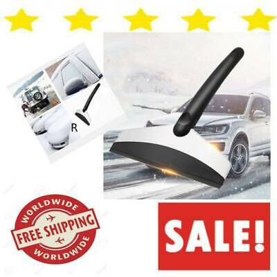 Ice Scraper Brush For Car Windshield With Mitt And Snow Scrapers Magic Tool Truc