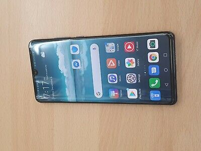 Huawei p30 pro 128gb BLACK VOG-L09 UNLOCKED 8gb RAM 128Gb see pictures