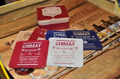 6 sous book chimay carré