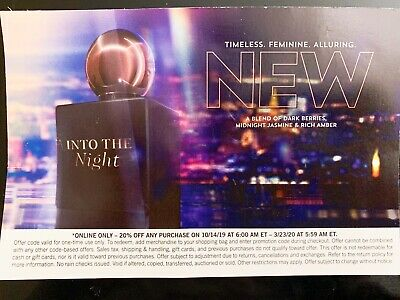 Bath & Body Works 20% Online Coupon Christmas Exp 1/13/20 (Deliver in 24hrs)