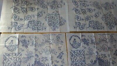Embroidery Transfers Job Lot