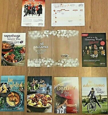 Slimming World 2019 Complete Starter Pack Great Lightly Used Condition!