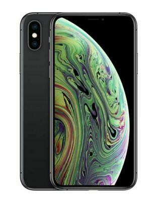 Apple iPhone XS - 64GB - Space Grey (Unlocked) A2097 (GSM) - New sealed Box UK