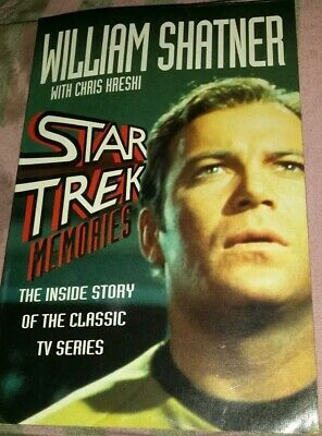 William shatner - Star Trek Memories