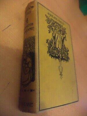 DREAM DAYS old antique arts & crafts nouveau book KENNETH GRAHAME 1890S NOVEL