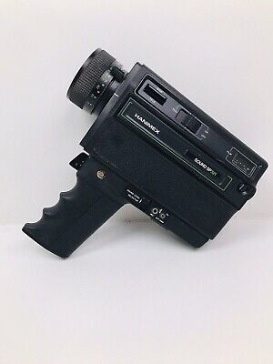 Hanimex SP321 Super 8 Camera Vintage, Faulty
