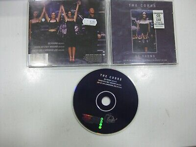 The Corrs Cd Single So Young 1998