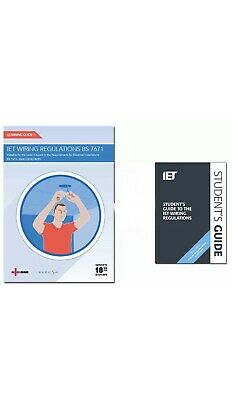 Learning Guide 1: IET Wiring Regulations BS7671 & Student Guide - Pack 18th Edit