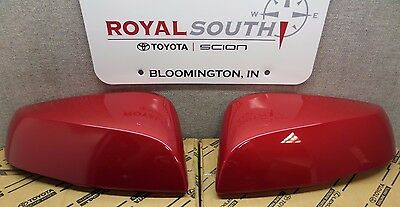 Toyota Tacoma 16-17 Driver Side 8T0 Outer Mirror Cover W// TS Genuine OEM