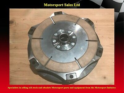 "Helix Autosport 184mm (7 1/4"") Twin Plate Clutch, Brand new and unused"