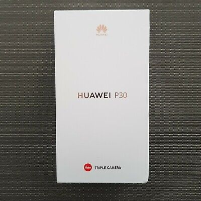 Huawei P30 6GB+128GB Breathing Crystal Cracked Faulty Screen SEE SESCRIPTION