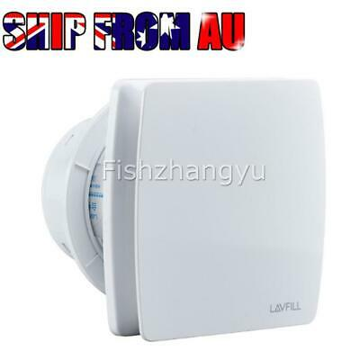 Kitchen Bathroom Ceiling Wall Mounted Ventilation Exhaust Fan Ventilating System