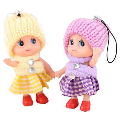 Kids Toys Soft Interactive Baby Dolls Toy Mini Doll Cute Gift Z0J4 For Girl O8W8