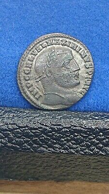 Large Ancient Roman Coin -  Unresearched nice condition about 2p sized