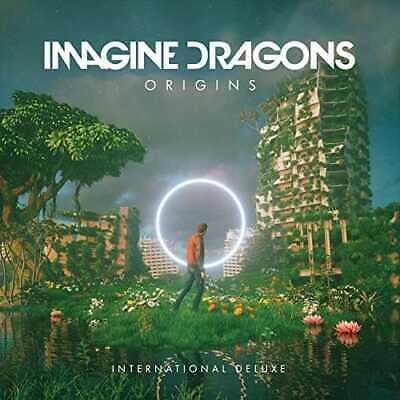 "CD IMAGINE DRAGONS ""ORIGINS -INTERNATIONAL DELUXE-"". New and sealed"