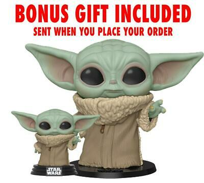 Funko Pop! Star Wars The Child The Mandalorian - OFFER ENDING SOON