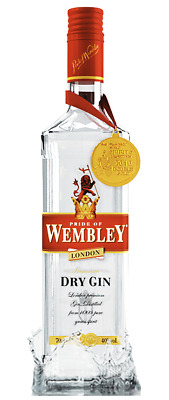 Wembley London Dry Gin cl 100