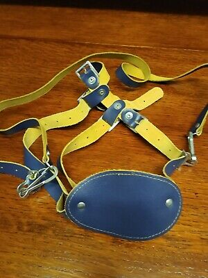 Toddlers Leather Walking Reins - Excellent Condition, Rarely Used