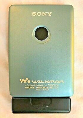Sony Walkman Cassette Player WM EX610