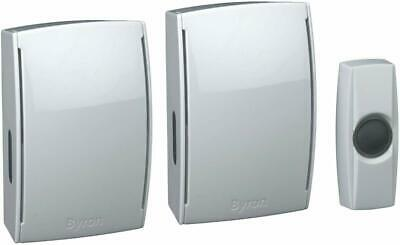 Byron Wireless and Plug in Doorbell, 1