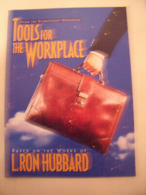 Tools For The Workplace Pb, L. Ron Hubbard Scientology Handbook Booklet