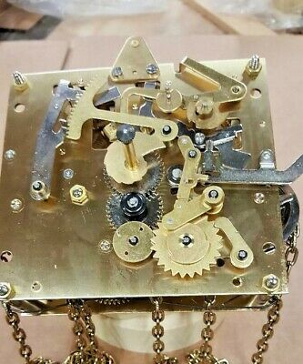 Howard Miller-Kieninger grandfather clock movement SK 100 cm Westminster chain
