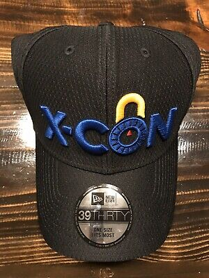 "Marvel Studios Ant-Man & The Wasp ""X-CON"" New Era Crew Cap Collection"
