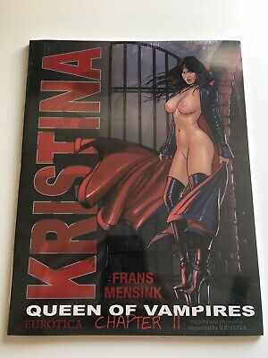 Kristina: Queen Of Vampires Chapter 2 NEW SEALED RARE