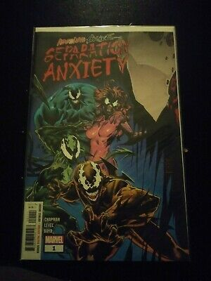 Absolute Carnage Separation Anxiety #1 Marvel 2019 Philip Tan Cover Brand New Nm