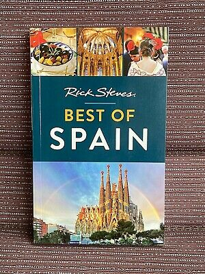 Rick Steves Best of Spain NEW Edition USA SELLER
