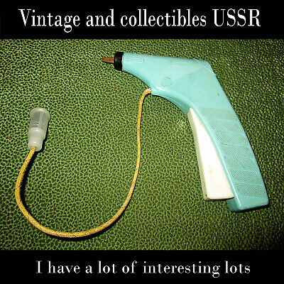 USSR, a device for checking the spark plugs of cars of the USSR (working)