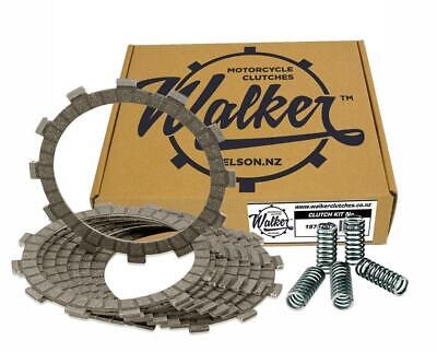 Walker Embrayage Friction Plaques & Ressorts Honda CR250 R 90-07