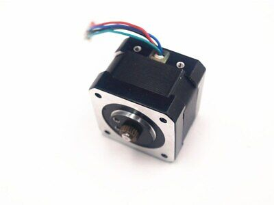 Funssor UP Plus/mini/Afinia replacement Extruder Stepper Motor with driver gear