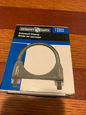 Walker Exhaust Clamp Rear Driver or Passenger Side New for 300 Le Baron 35337