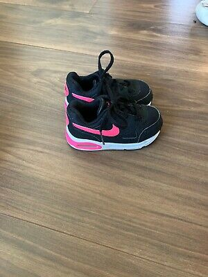Girls Nike Air Max Trainers Size 6.5