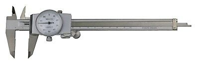 Watch Caliper 200 mm - with Reel - Reading 0,01 mm - Din 862