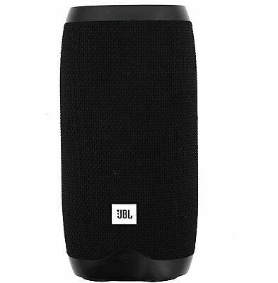 JBL LINK 10 Smart Portable Bluetooth Speaker w/Google Assistant Black *LINK10BLK