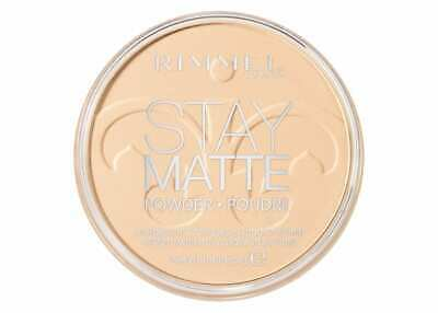 Rimmel Stay Matte Long Lasting Pressed Powder - *CHOOSE YOUR SHADE*