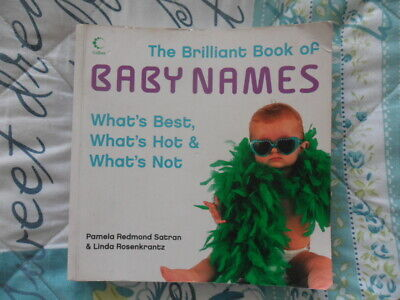 Vermilion The brilliant book of baby names