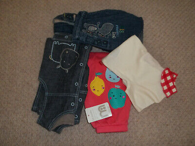 Bundle baby girls clothes 3-6 months,1 outfit mothercare bnwt
